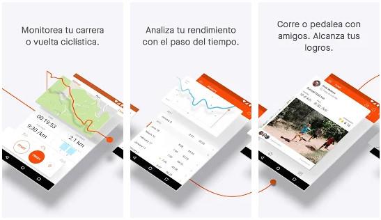 Apps para senderismo