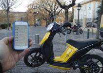 Apps para alquilar motos