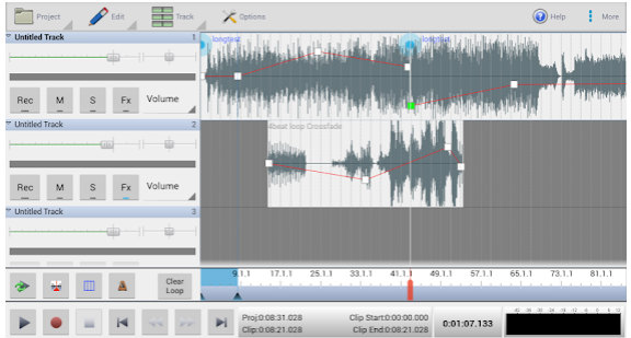 Apps para editar música