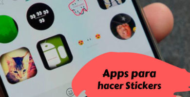 Apps para hacer stickers