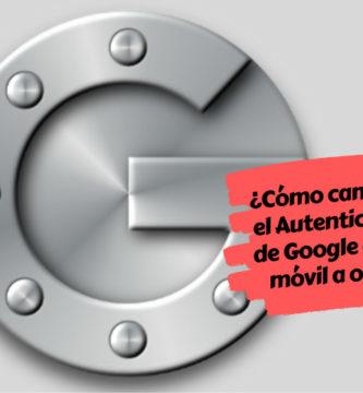 Autenticador de Google