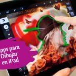 Apps para dibujar en iPad